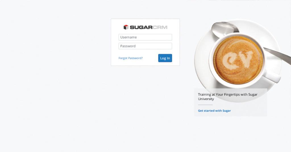 Wir sind auf die Version Sugar 8.0 umgestiegen!