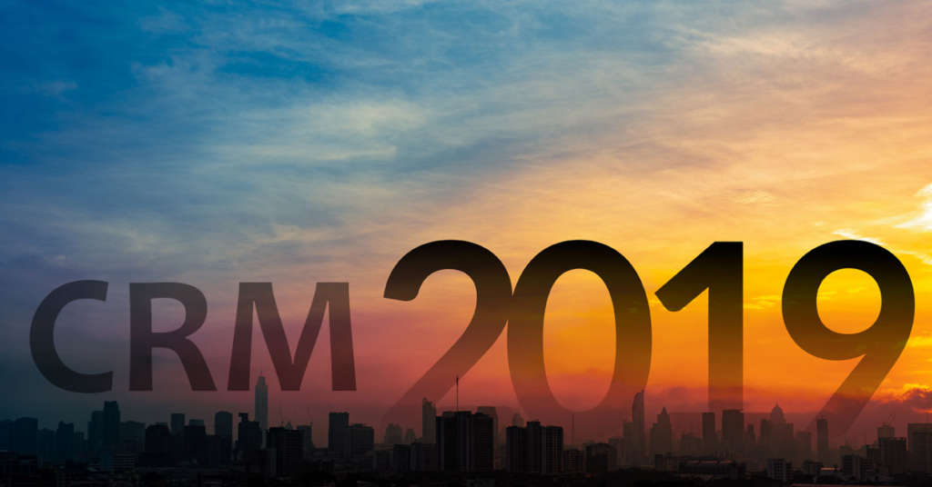 CRM-Trends für 2019